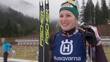 BIATHLON OBERTILLIACH 2020 OESV TRAININGSSTART