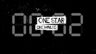 ONE STAR ONE MINUTE   LISA HAUSER