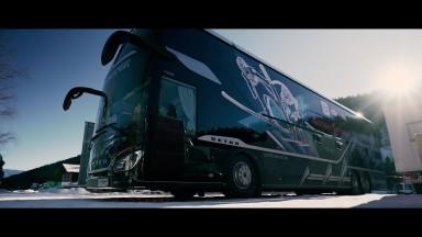 Beat the Street Bus Ramsau
